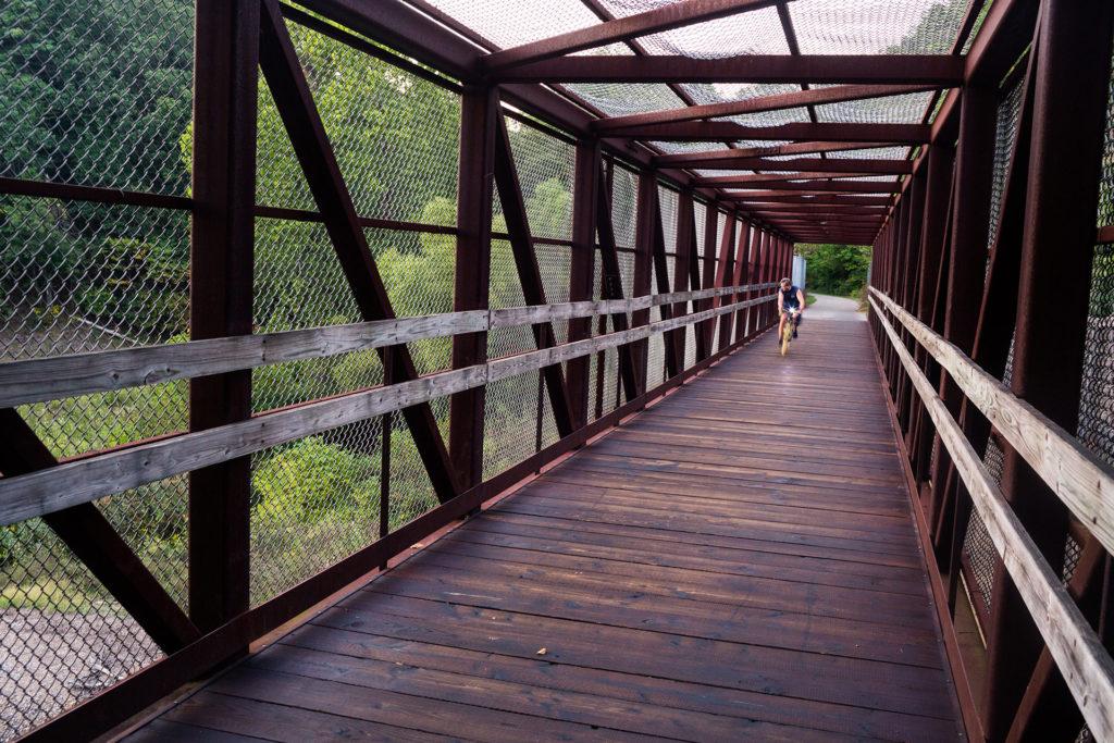 Huckleberry Bridge